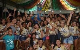 Multidão participa da abertura do XXI Festival Junino de NSR