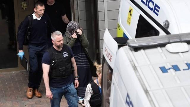 Polícia de Londres prende 12 pessoas no Leste da cidade (Crédito: Reprodução)
