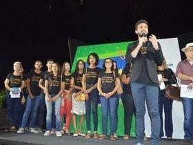 Em Teresina lançamento de filme gravado em São Pedro do Piaui