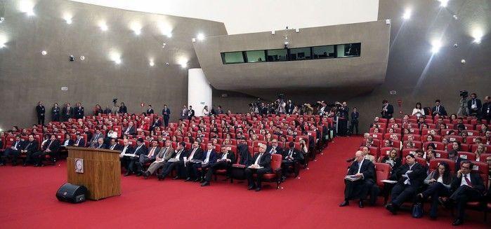 Julgamento da chapa Dilma-Temer  (Crédito: Agência Brasil )