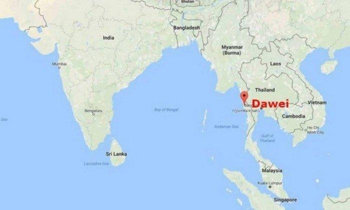 Avião militar desaparece com 116 pessoas a bordoem Mianmar