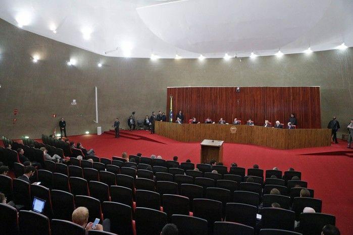 Segundo dia do julgamento da chapa Dilma-Temer (Crédito: Agência Brasil )