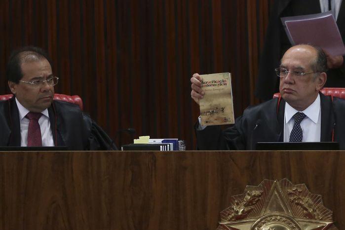 3º dia do julgamento da chapa Dilma-Temer