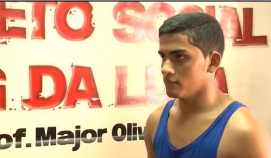 Welves Moraes, 21 anos