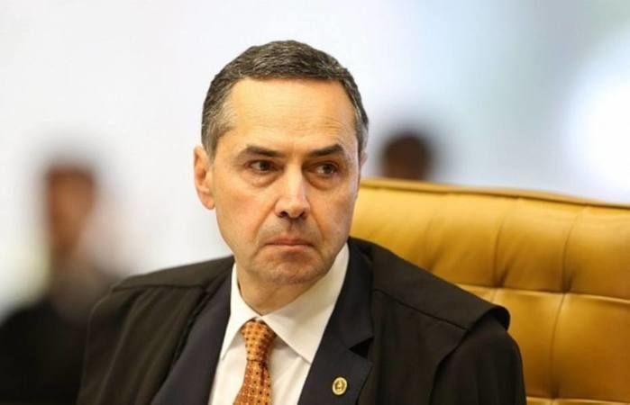 Luís Roberto Barroso (Crédito: Reprodução)