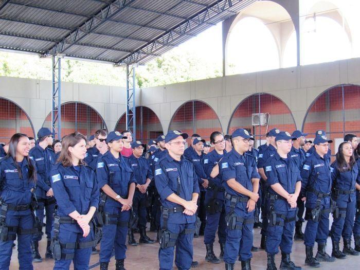 Guarda Municipal de Teresina (Crédito: Reprodução)