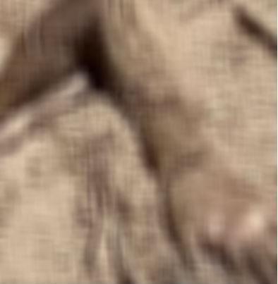 Corpo encontrado com apenas uma das mãos (Crédito: Tenente Eduardo/13ºBPM)