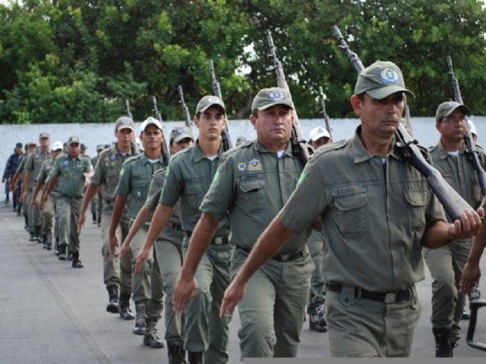 Polícia Militar do Piauí (Crédito: Arquivo/MN)