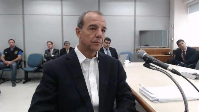 Ex-governador Sérgio Cabral (Crédito: Reprodução)