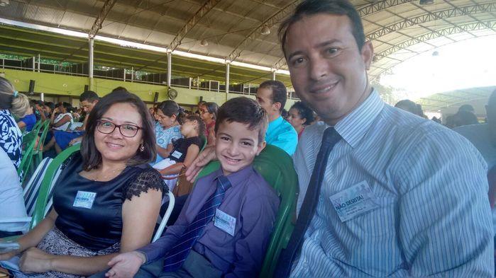 Família Galeno  (Crédito: Assessoria)