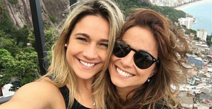 'A gente se apaixona por caráter', diz Fê Gentil sobre namorada