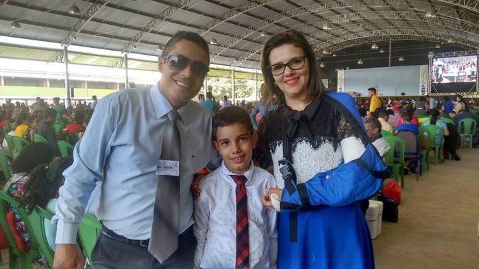 Família Lima (Crédito: Assessoria)
