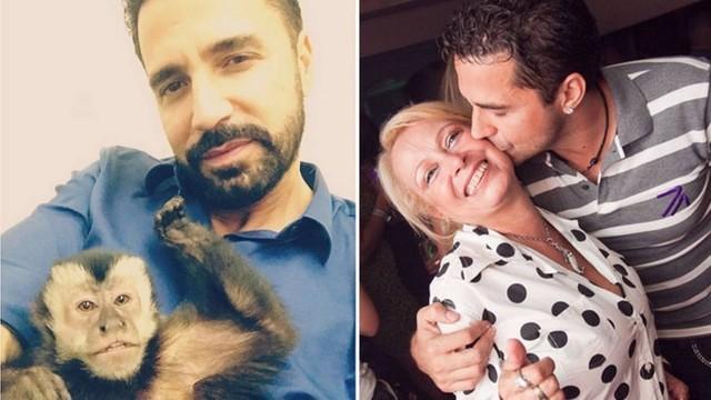 Mãe de Latino reclama atenção: 'Seu macaco é mais importante' (Crédito: Reprodução)