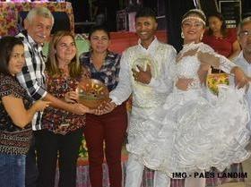 Prefeito participa de Festival Cultural em S. J. do Arraial