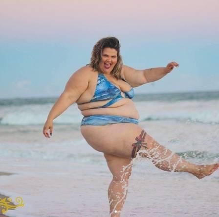 Thais Carla, a nova bailarina de Anitta