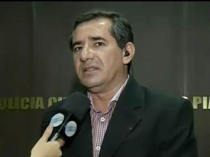 Delegado Wíllame Moraes (Crédito: Reprodução)