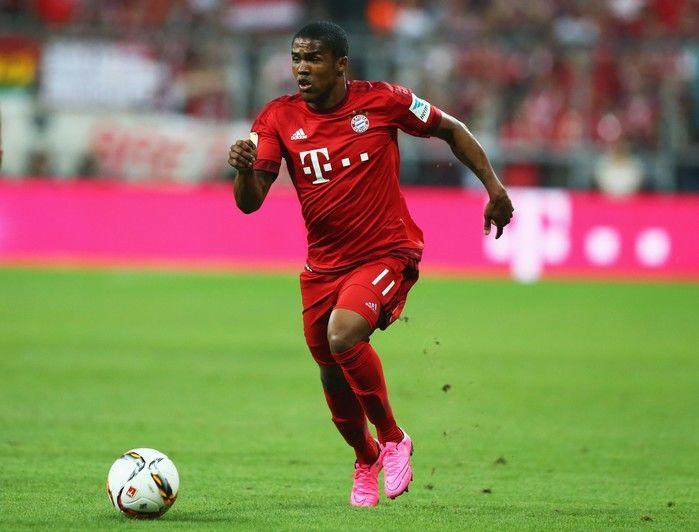 Douglas Costa (Crédito: Getty)