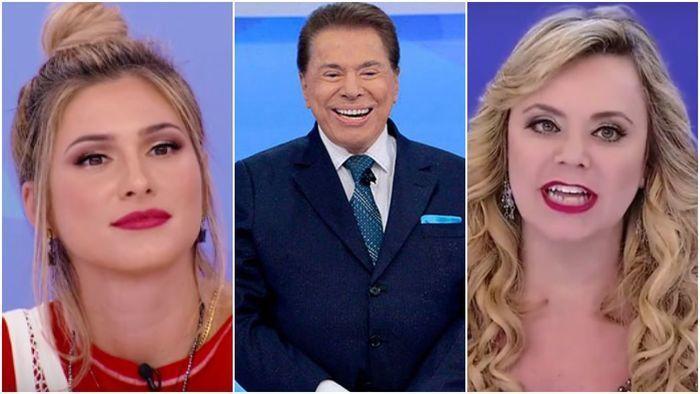Lívia Andrade dispara contra Silvio: 'Cobra rei de um ninho'