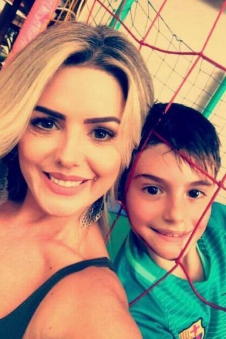 """Mari Alexandre fala sobre Fábio Jr: """"A gente se separou apaixonado"""""""
