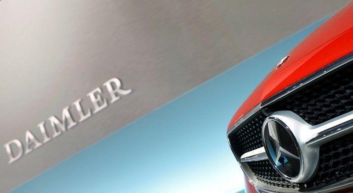 Daimler é dona da Mercedes-Benz e da Smart (