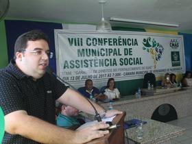 Conferência municipal debate políticas públicas em Palmeirais