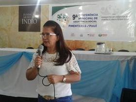 Conferência de Assistência Social aconteceu em Pimenteiras