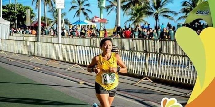 Atleta buritiense vence corrida em Fortaleza - CE