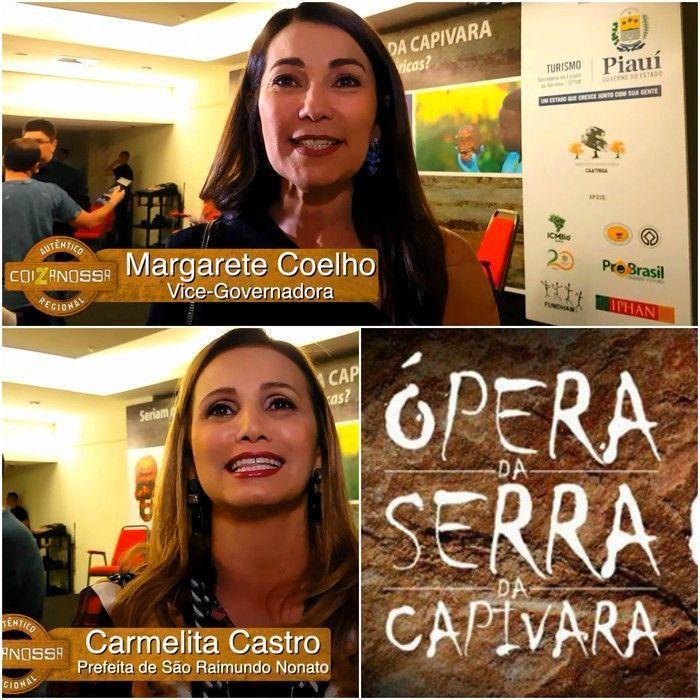 Ópera da Serra, em São Raimundo Nonato.  (Crédito: Divulgação)