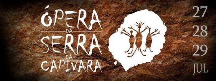 Ópera da Capivara. Show em São Raimundo Nonatyo  (Crédito: Divulgação)