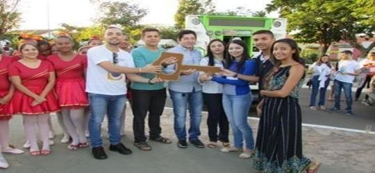 Alvorada Festiva Abriu a XXXIV Semana da Juventude