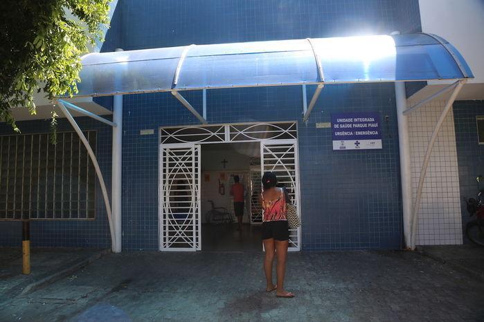 Hospital Municipal do Parque Piauí (Crédito: Rede Meio Norte)