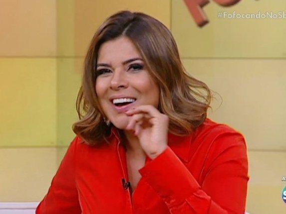 Mara volta a falar sobre boatos de ter feito macumba para Angélica