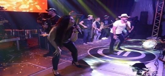 Felipão Agita a I Noite da XXXIV Semana da Juventude