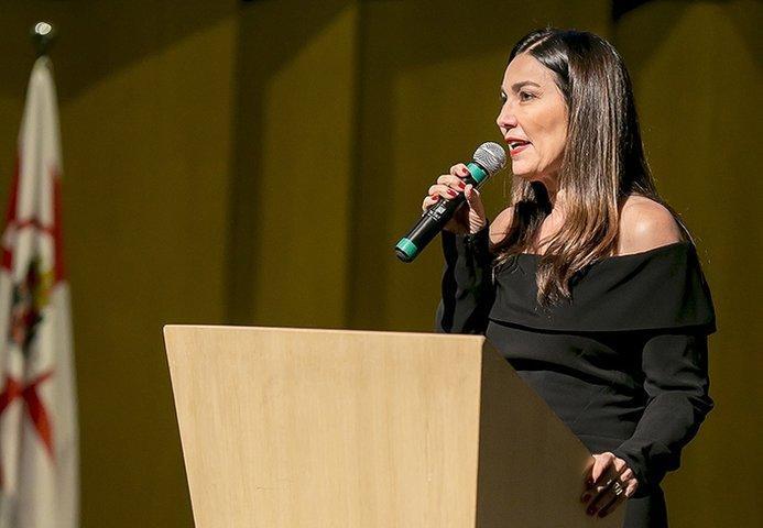 Governadora em exercício Margarete Coelho (Crédito: Danilo Ramos/Divulgação)