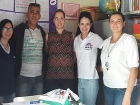 Projeto Voz Afinada leva acompanhamento de saúde vocal as escolas