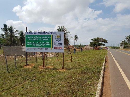 Governo do Piauí investe R$ 58 milhões na construção de adutora