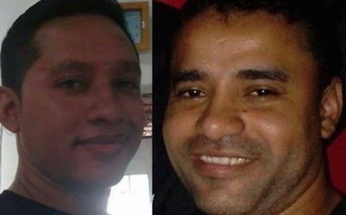 Nivaldo e Sidivaldo eram primos e trabalhavam no mesmo supermercado (Crédito: Reprodução)