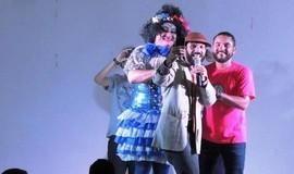 Pedro II: Caravana do Humor lota auditório em duas apresentações