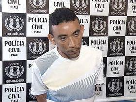Acusado de participação em assassinato é preso em Teresina