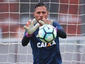 Diego Alves aparece no BID e já pode estreiar pelo Flamengo