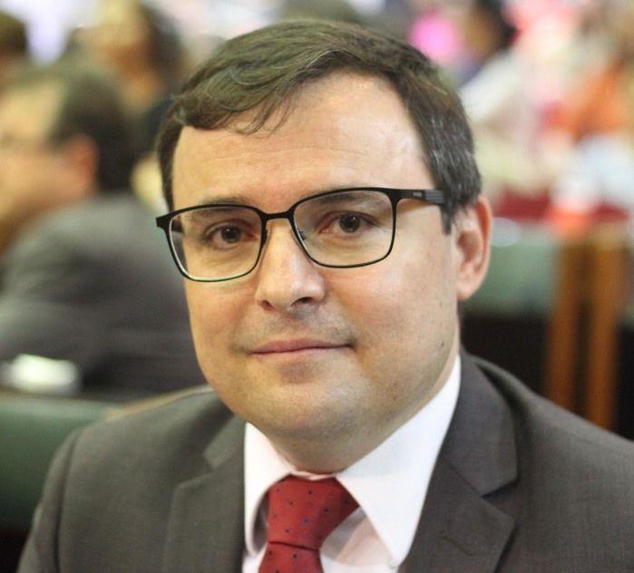 Secretário estadual de Cultura, Fábio Novo (Crédito: Reprodução)