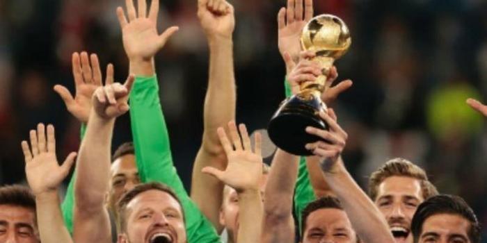 Alemanha vence Chile e conquista título da Copa das Confederações