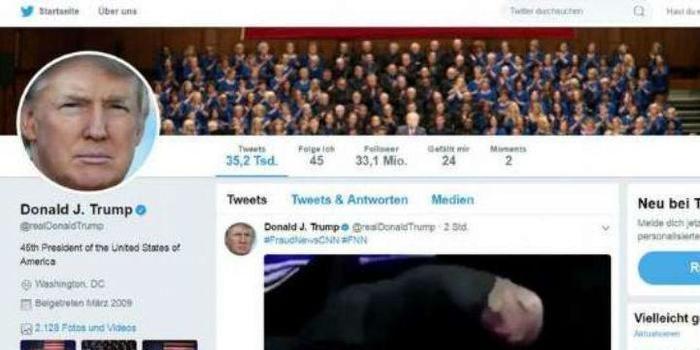 """Donald Trump posta vídeo onde ele aparece """"espancando"""" a CNN"""