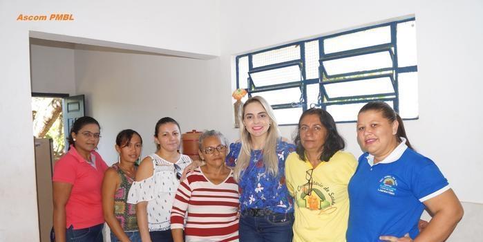 Laboratório Itinerante continua na Zona Rural de Buriti dos Lopes