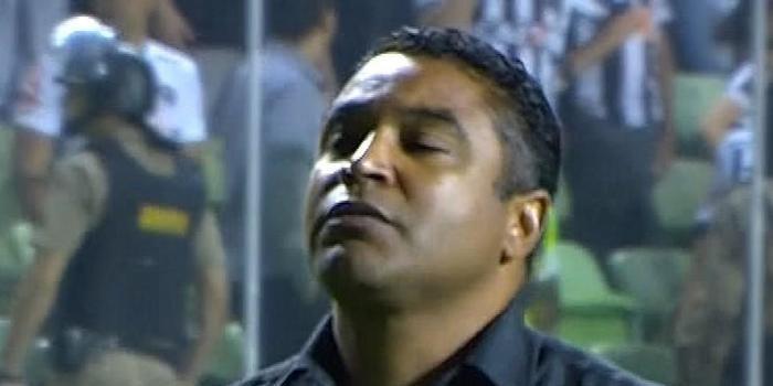 Roger Machado não é mais o técnico do Atlético-MG