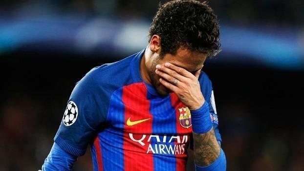 Neymar começa a deixar os torcedores do Barcelona irritados (Crédito: Getty)