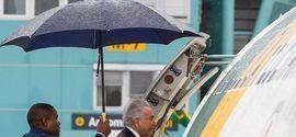 Como presidente do Brasil, Temer nunca visitou a região Norte
