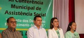 XI Conferência Municipal de Assistência Social em Miguel Alves