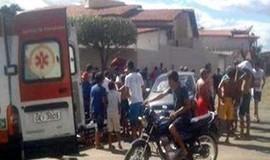 Colisão entre carro e moto deixa um ferido no interior do Piaui