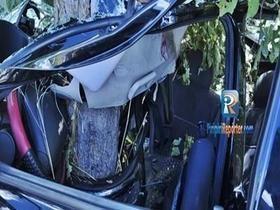 Dois morrem e dois ficam feridos após carro capotar na BR-343